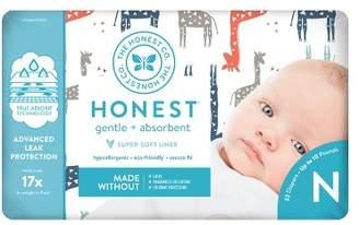 The Honest Company Diapers Giraffes - Size Newborn (32ct)