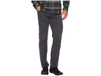 Hudson Blake Slim Straight Twill in Metal