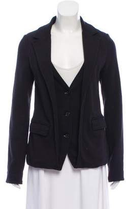 Marc by Marc Jacobs Button-Up Casual Blazer