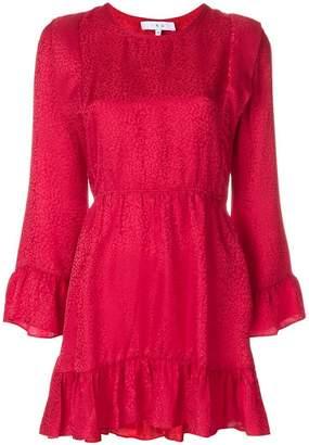 IRO flared dress