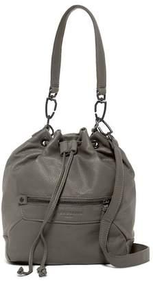 Liebeskind Berlin Brooklyn Leather Drawstring Bucket Bag