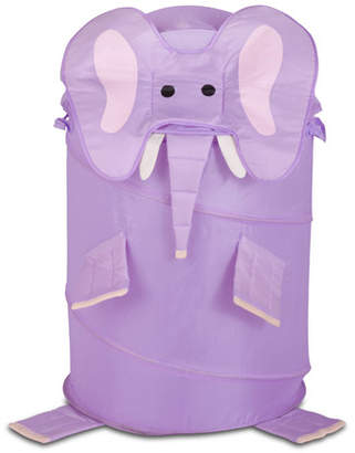 Honey-Can-Do Large Kids Elephant Pop Up Hamper