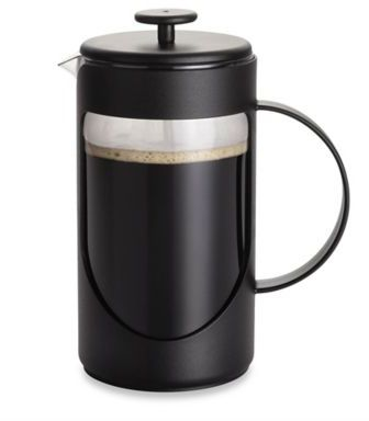 Bonjour BonJour® Ami-MatinTM 8-Cup Unbreakable French Press in Black