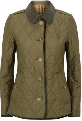 Burberry Fernhill Quilted Jacket