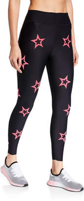 ULTRACOR Ultra High Dropout Knockout Star Leggings