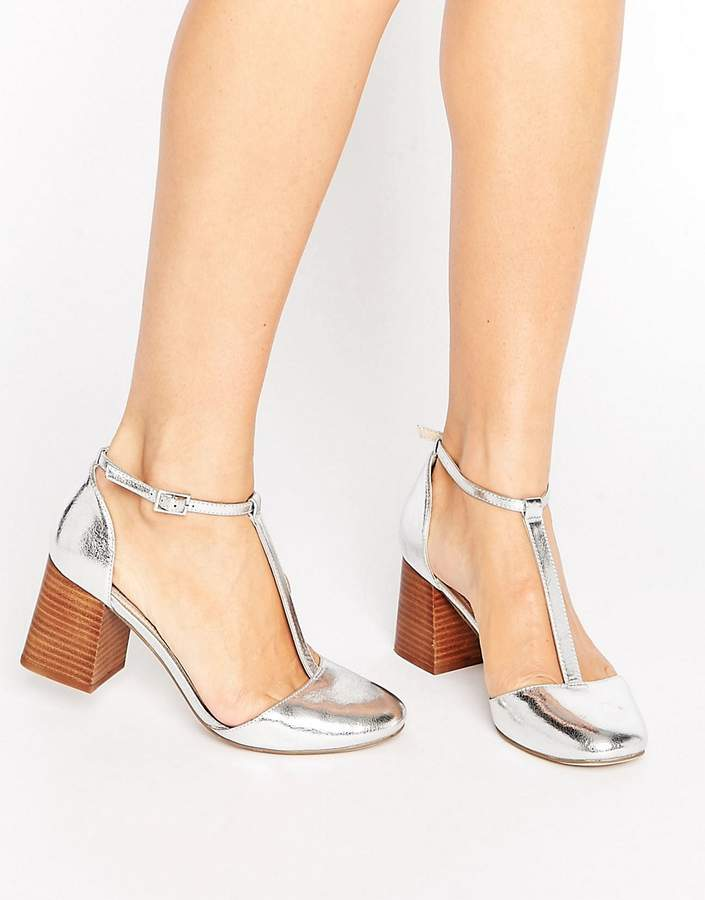 AsosASOS ONE WISH T-Bar Heels