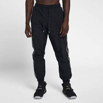 Nike Men's Woven Tracksuit Basketball Pants Throwback