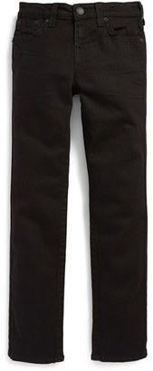 Boy's True Religion Brand Jeans 'Geno' Relaxed Slim Fit Jeans $79 thestylecure.com