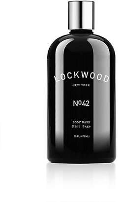 Lockwood New York Women's No 42: Mint Sage Body Wash 473ml