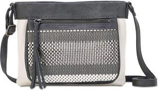 The Sak Sanibel Leather Mini Crossbody