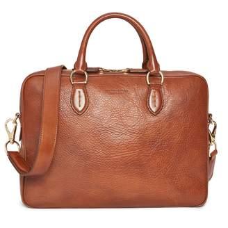 Ralph Lauren Leather Briefcase