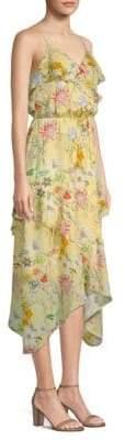 Parker Vanna Handkerchief Dress