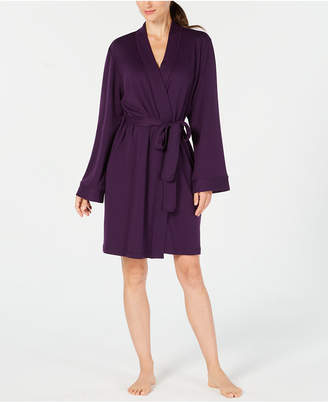 Charter Club Short Super-Soft Wrap Robe