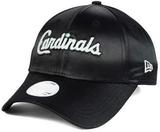New Era Women's St. Louis Cardinals Satin Team Charmer 9FORTY Strapback Cap