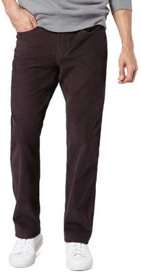 Dockers Men's Jean Cut Straight-Fit Corduroy Pants D2