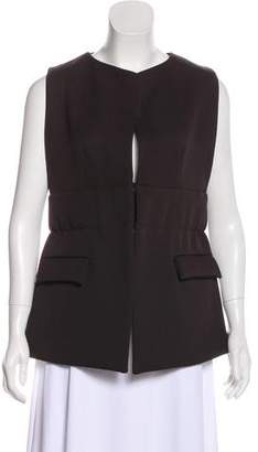 Marni Wool Scoop Neck Vest