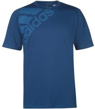 Freelift Badge Of Sport Training T Shirt Mens
