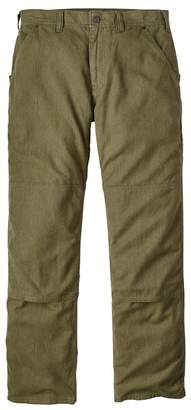 Patagonia Men's All Seasons Hemp Canvas Double Knee Pants - Short