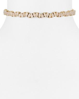 "BAUBLEBAR Granite Choker Necklace, 11"" $68 thestylecure.com"