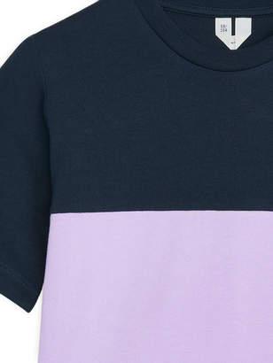Arket Colour Block T-Shirt