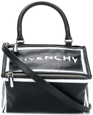 Givenchy Pandora logo tote