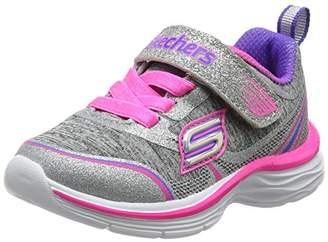 Skechers Girl's Dream N'dash-peppy Prance Trainers,(25 EU)