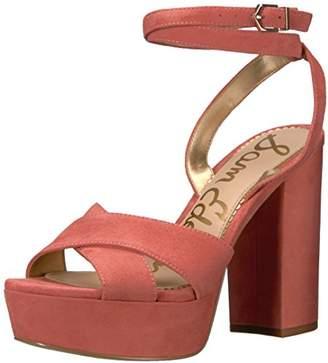 Sam Edelman Women's Mara Heeled Sandal,7.5 Medium US