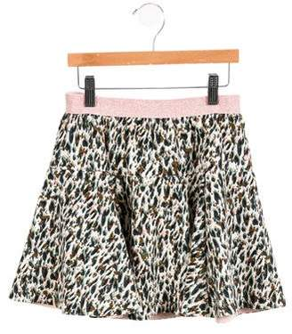 Catimini Girls' Printed Skirt
