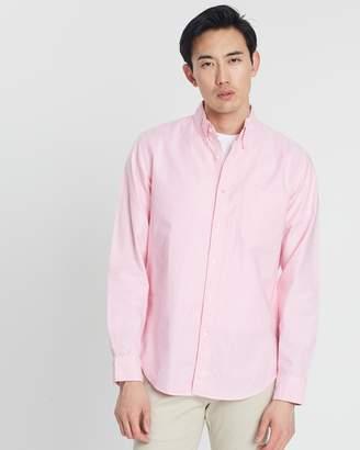 J.Crew Stretch Oxford Cloth Shirt