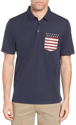 Travis Mathew Gibli Pocket Polo