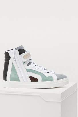 Pierre Hardy La Basket Montante high-top sneakers