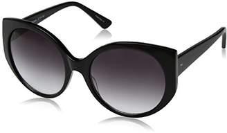15ab087f67b Halston H Women s Hh 135 Cat Eye Fashion Cateye Sunglasses