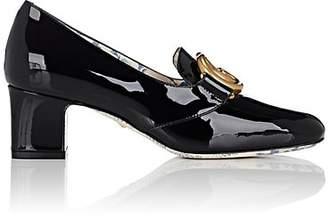 Gucci Women's Victoire Patent Leather Pumps - Black