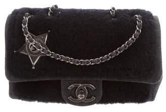 Chanel Paris-Dallas Shearling Flap Bag