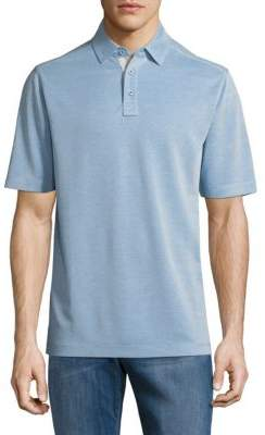 Saks Fifth Avenue Classic Short-Sleeve Polo