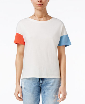 ban.do Sailor Cotton Colorblocked T-Shirt $48 thestylecure.com