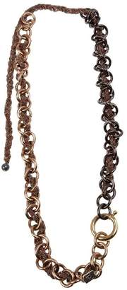 Rosantica chunky chain necklace