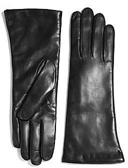 Saks Fifth Avenue Women's Leather Gloves