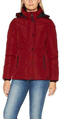 Tom Tailor Women's Cold Day Jacket,(Manufacturer Size: Large)