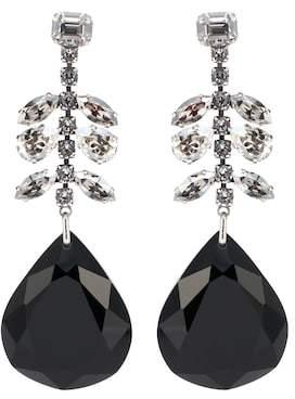 Isabel Marant Peace Pop embellished drop earrings
