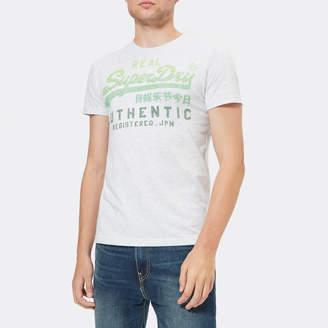 Superdry Men's Vintage Authentic Fade T-Shirt