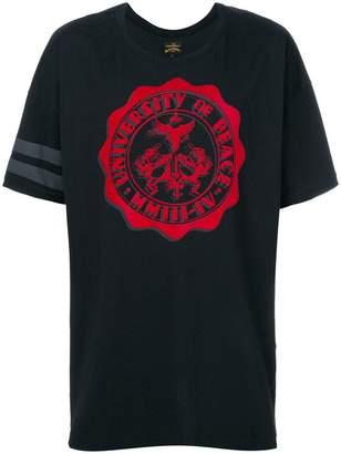 Vivienne Westwood University Of Peace T-shirt