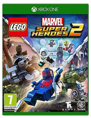 Lego TT Games/WB Games Marvel Super Heroes 2 - Xbox One