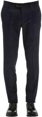 Lardini 18cm Cotton Corduroy Pants