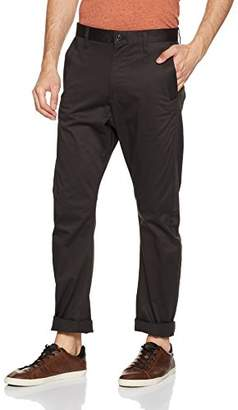 G Star Men's Trouser, Bronson Straight Tapered Chino, 28W x 32L
