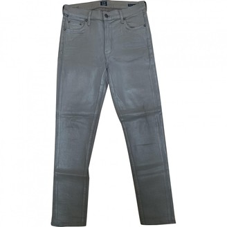 Citizens of Humanity Grey Jeans for Women