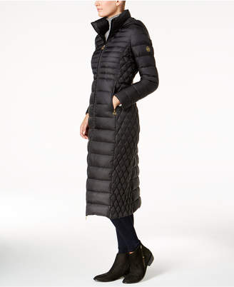 MICHAEL Michael Kors Packable Maxi Down Puffer Coat