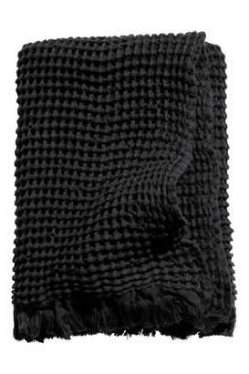 H&M Waffled Bath Towel