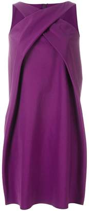 Paule Ka halter neck shift dress