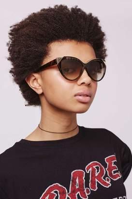 Topshop Simone Cateye Sunglasses